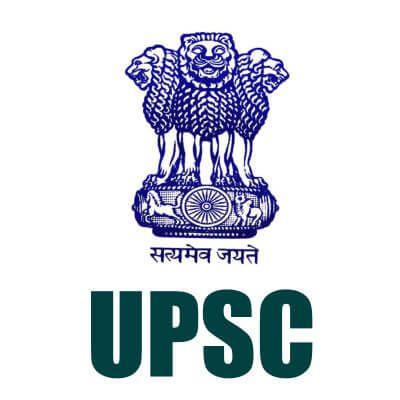 Union Public Service Commission (UPSC) Published Requirement Or - civil service exam application form