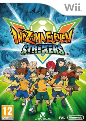 حصريا شرح تحميل و تثبيت لعبة ابطال الكره Inazuma Eleven Strikers English الجديده بحجم 3 92gb عالم التنين Inazuma Eleven Strikers New Zombie Wii