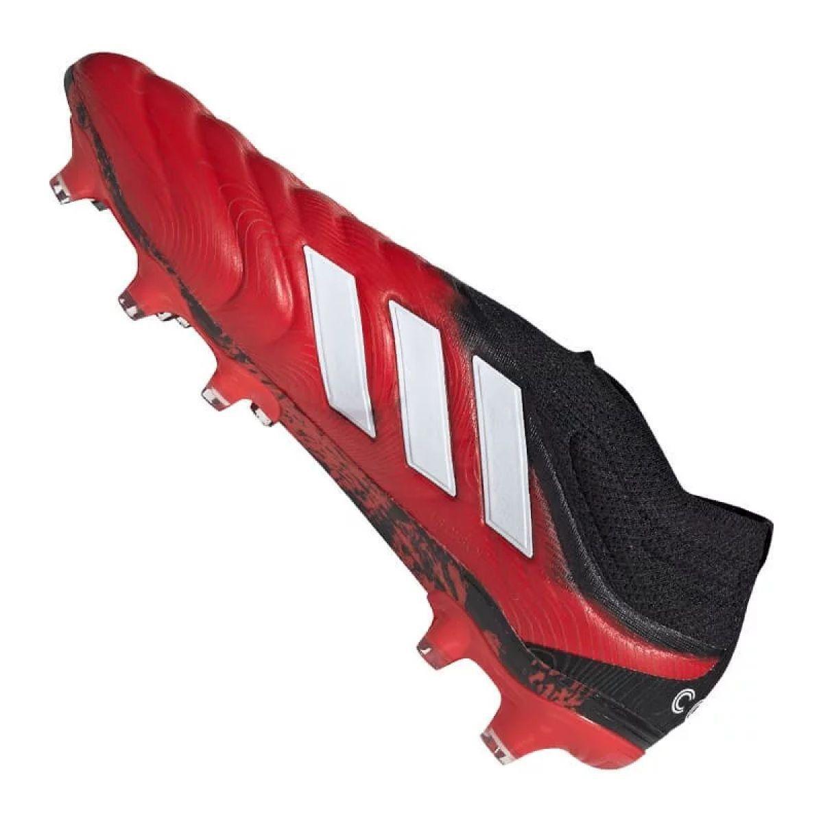 Buty Adidas Copa 20 Fg M G28741 Wielokolorowe Czerwone Adidas Cleats Adidas Sport Shoes