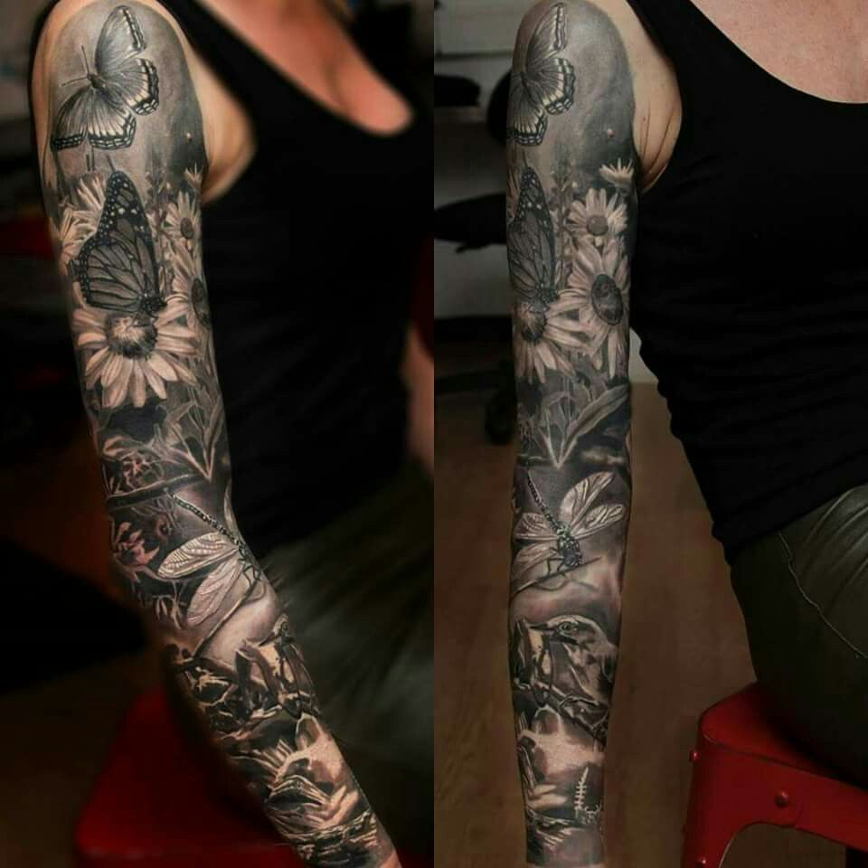 Sleeve Sleeve Tattoos Tattoos Tattoos For Women