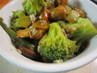 Frugal In Florida: Chicken and Veggie Stir Fry