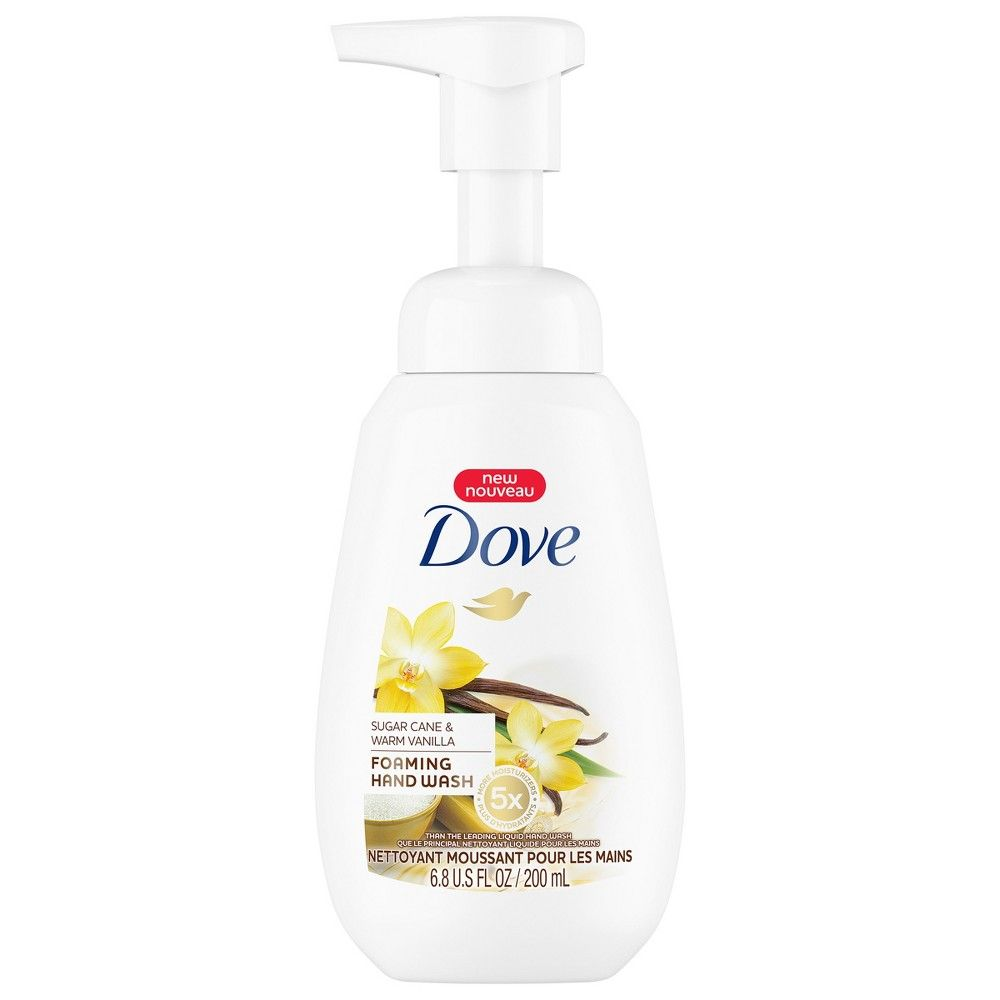 Dove Foaming Hand Wash Sugar Vanilla 6 8oz V 2020 G