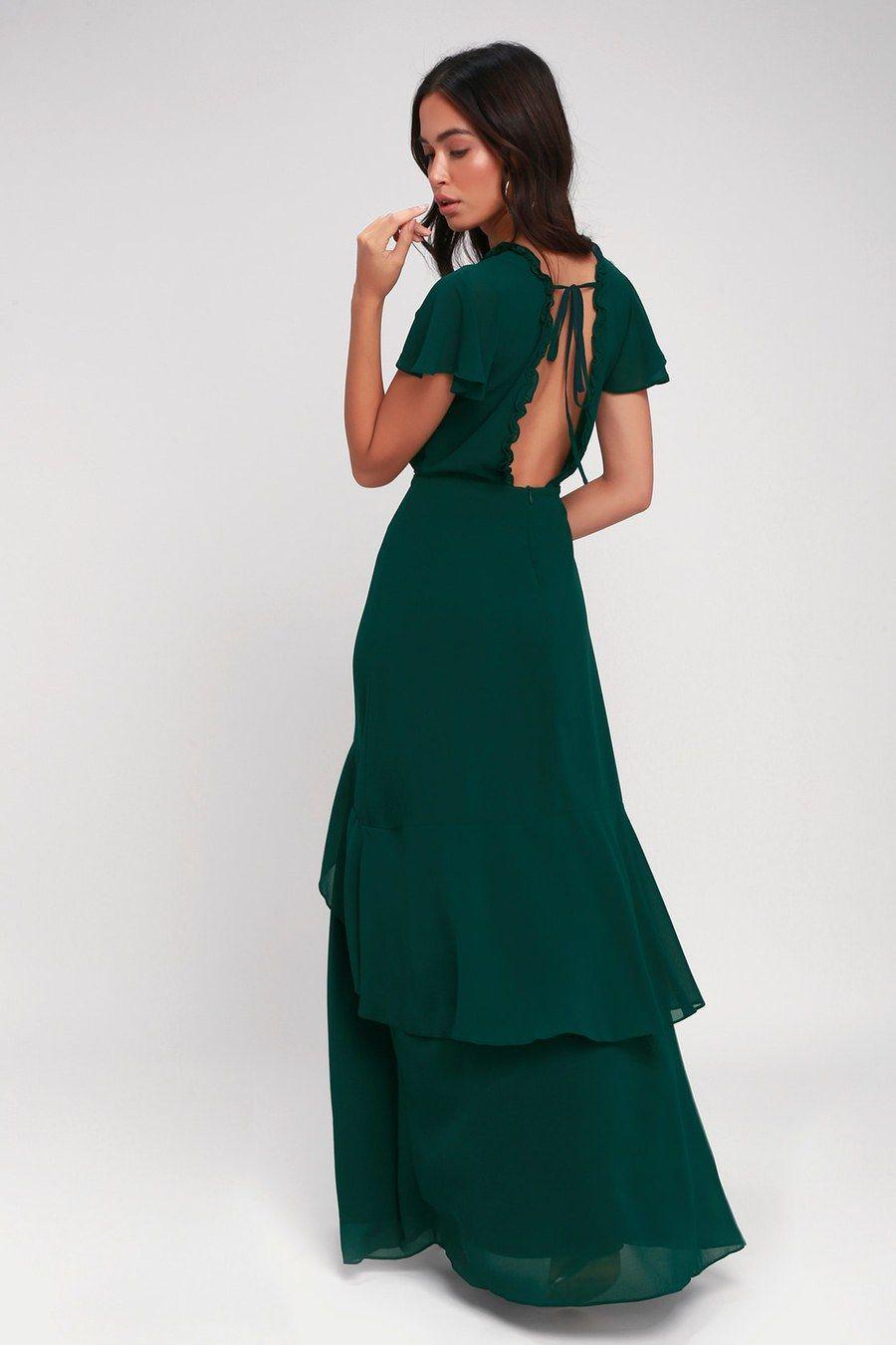 25 Elegant Formal Wedding Guest Dresses For A Black Tie Wedding Wedding Party Dress Guest Black Tie Wedding Guest Dress Green Formal Dresses [ 1350 x 900 Pixel ]