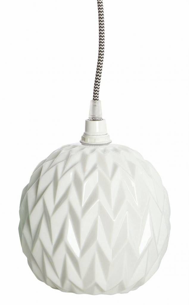 Housedoctor LampenschirmHängelampe DESIGN aus Keramik mit