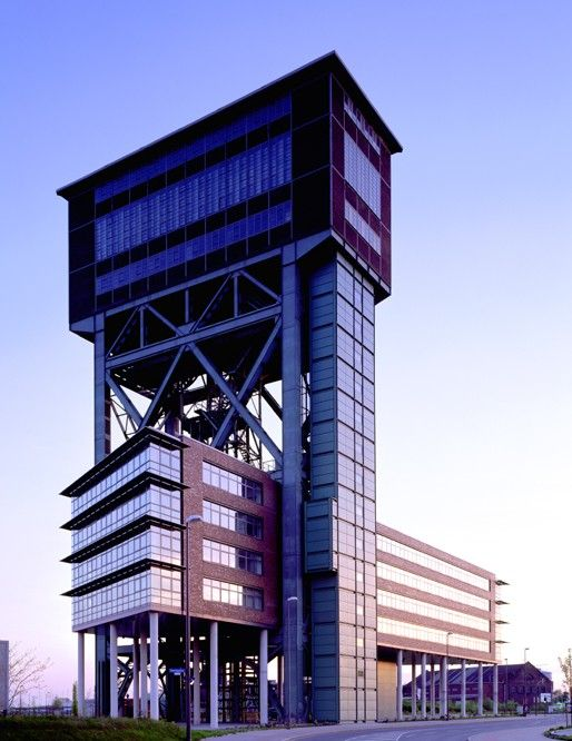 Architektur Dortmund minister stein hammerkopfturm bahl architekten dortmund germany