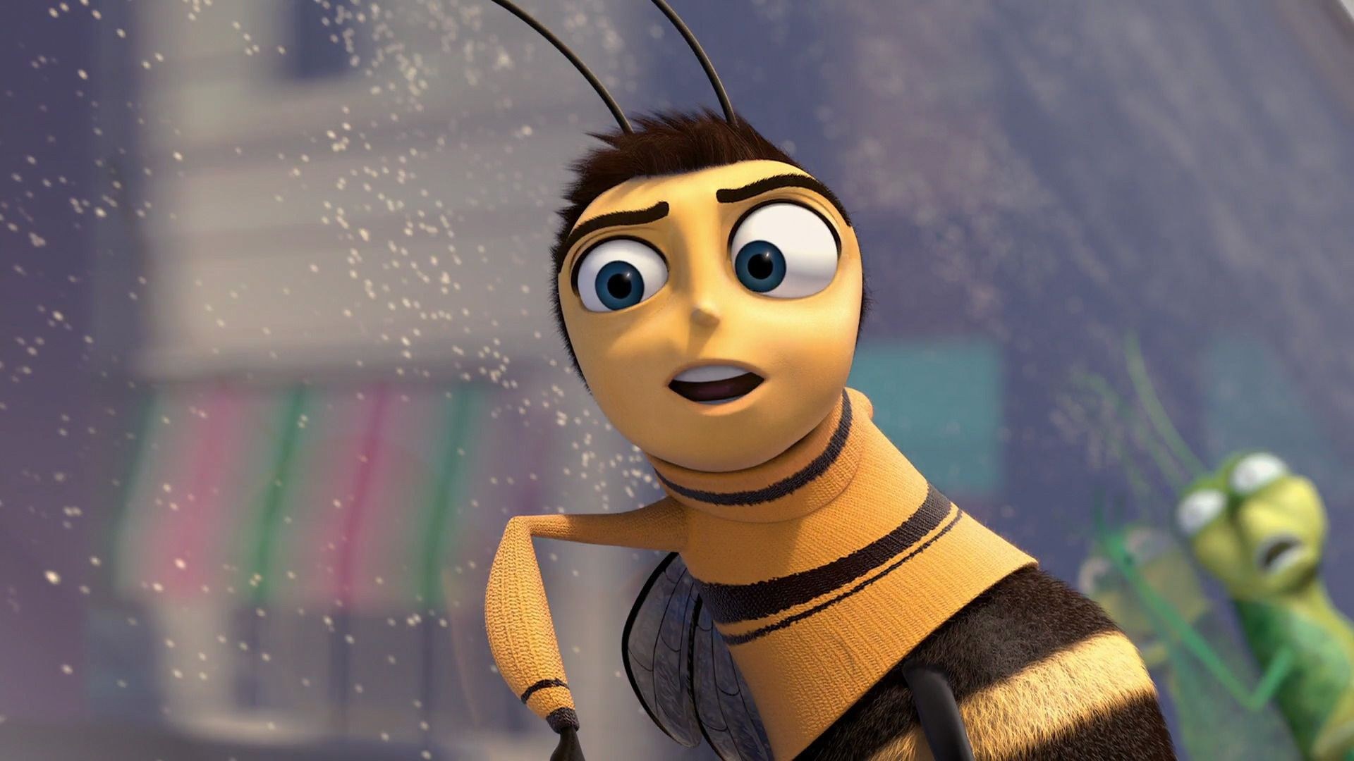Bee movie movies entertainment background wallpapers on