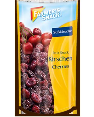Packung Farmer's Snack Kirschen