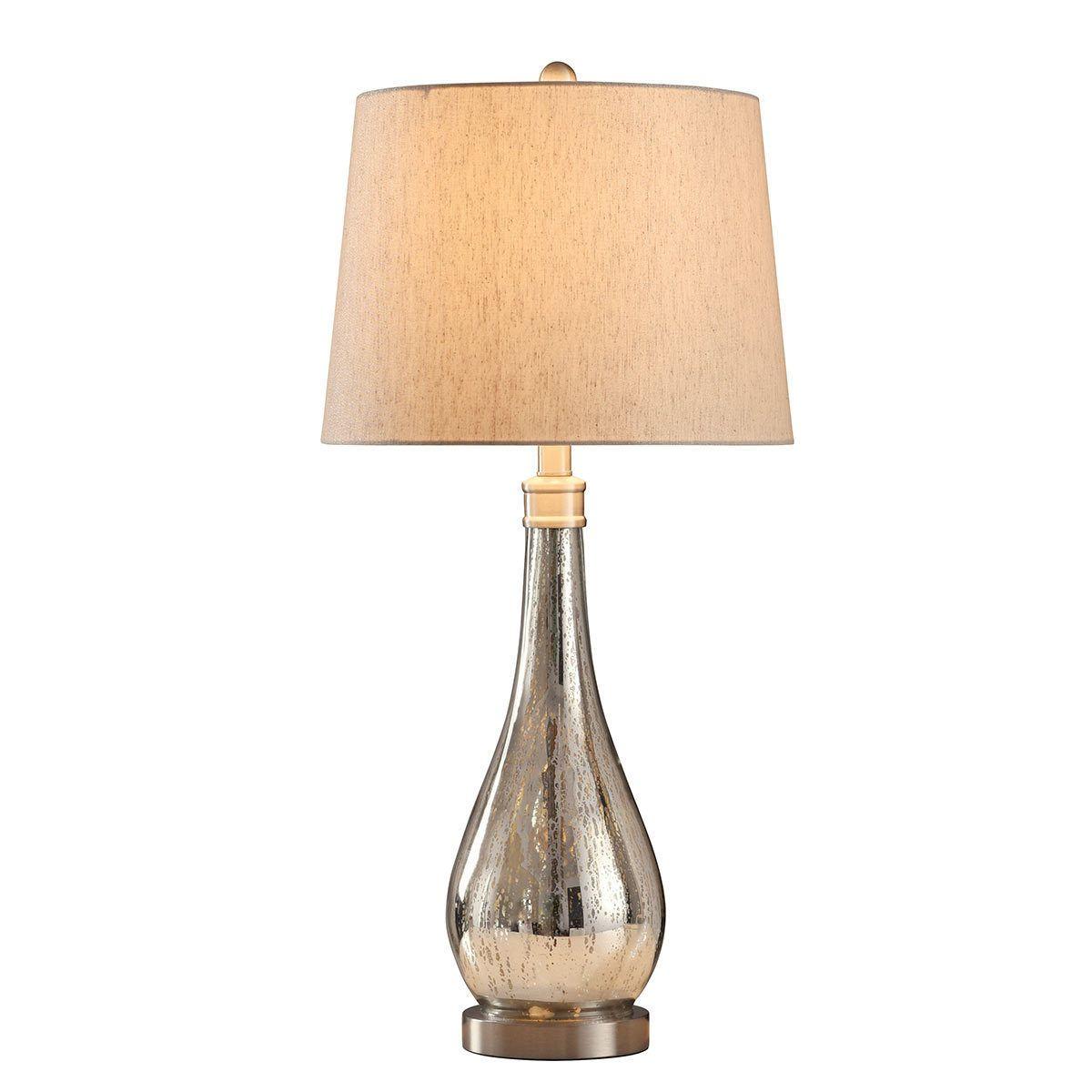 Talia Mercury Glass Table Lamp in 2020