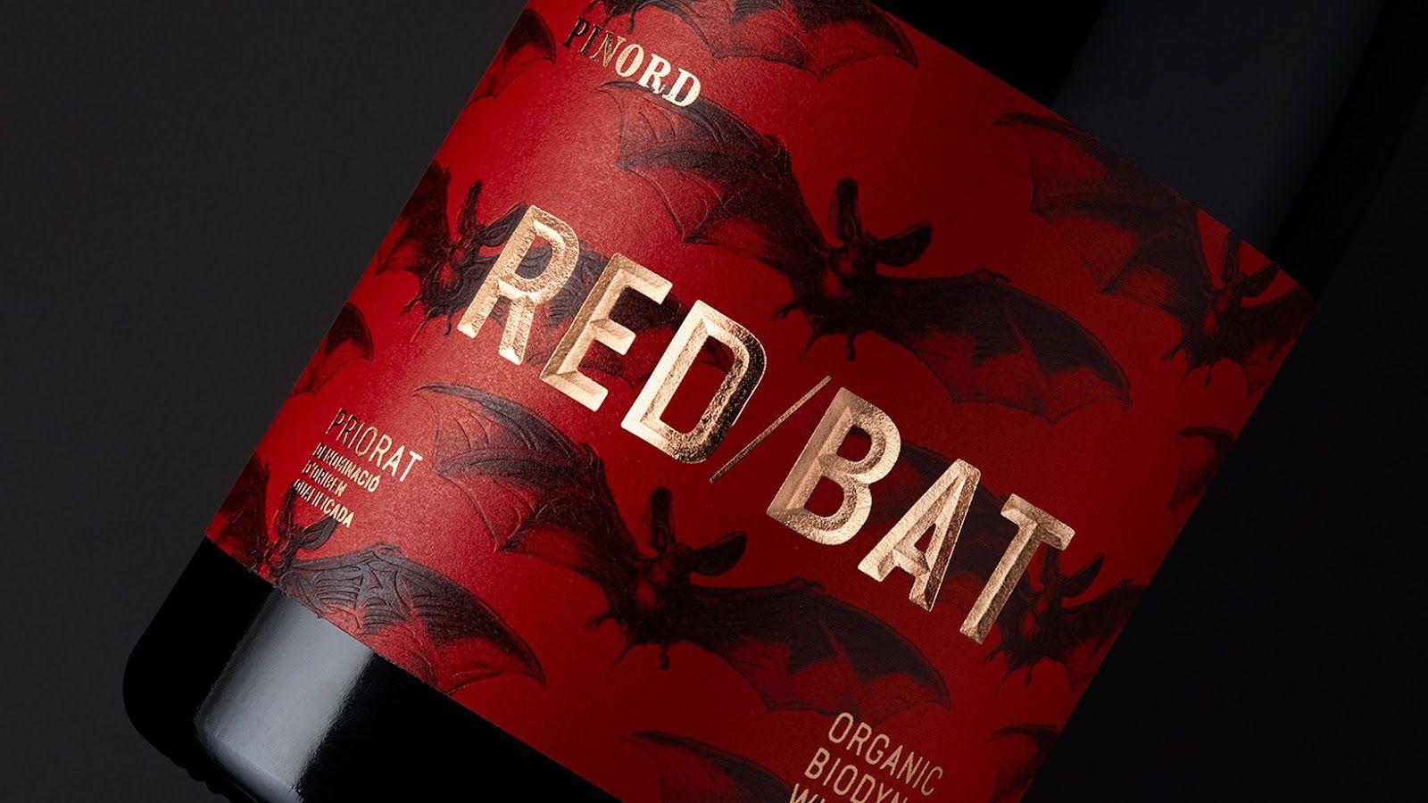 Red Bat Packaging Design Creative Packaging Design Branding Design
