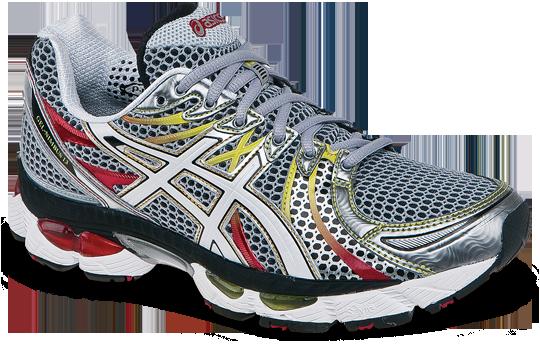 Asics Nimbus 13 current running shoe as of Nov. 21, 2011