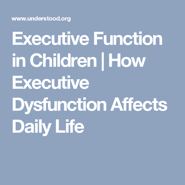 Social Thinking Executive Functioning >> A Day In The Life Of A Child With Executive Functioning Issues