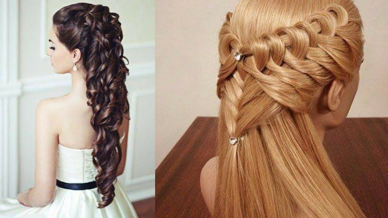 Hairstyles tutorials video compilation easy hairstyles hair