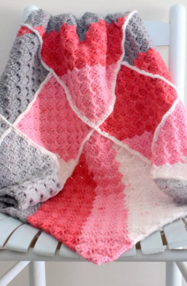 Berant Pop! Geometric Baby Blanket