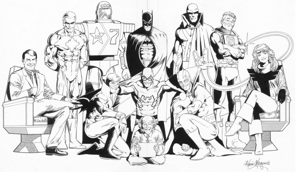Justice League Coloring And Sketch Drawing Pages Coloring Pages Designs Coloring Books Comic Art Drawing Sketches