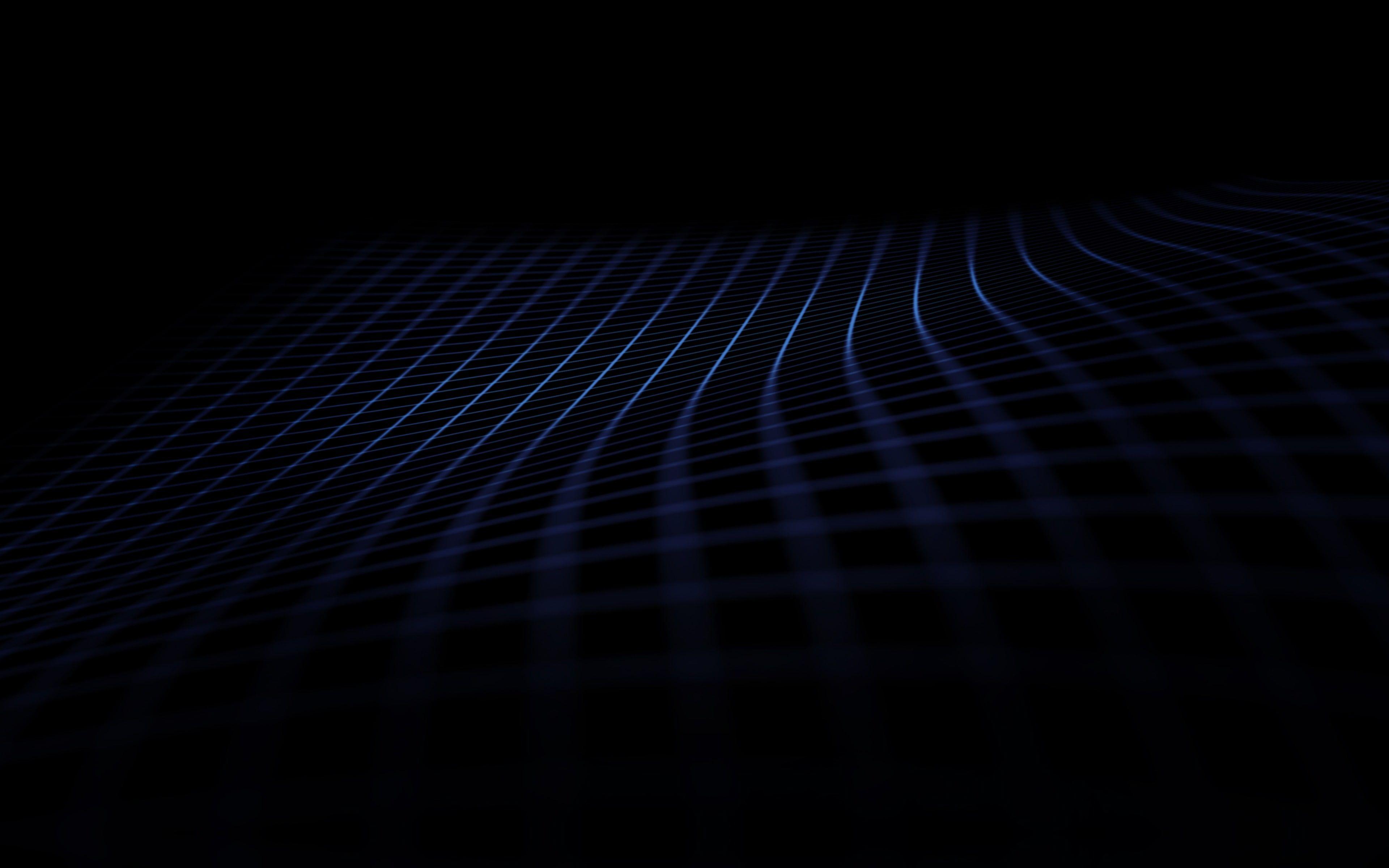 Blue Dazzling Lines Dark Background 4k Hd 4k Wallpaper Hdwallpaper Desktop Dark Backgrounds Wallpaper Pictures Dark Blue Background