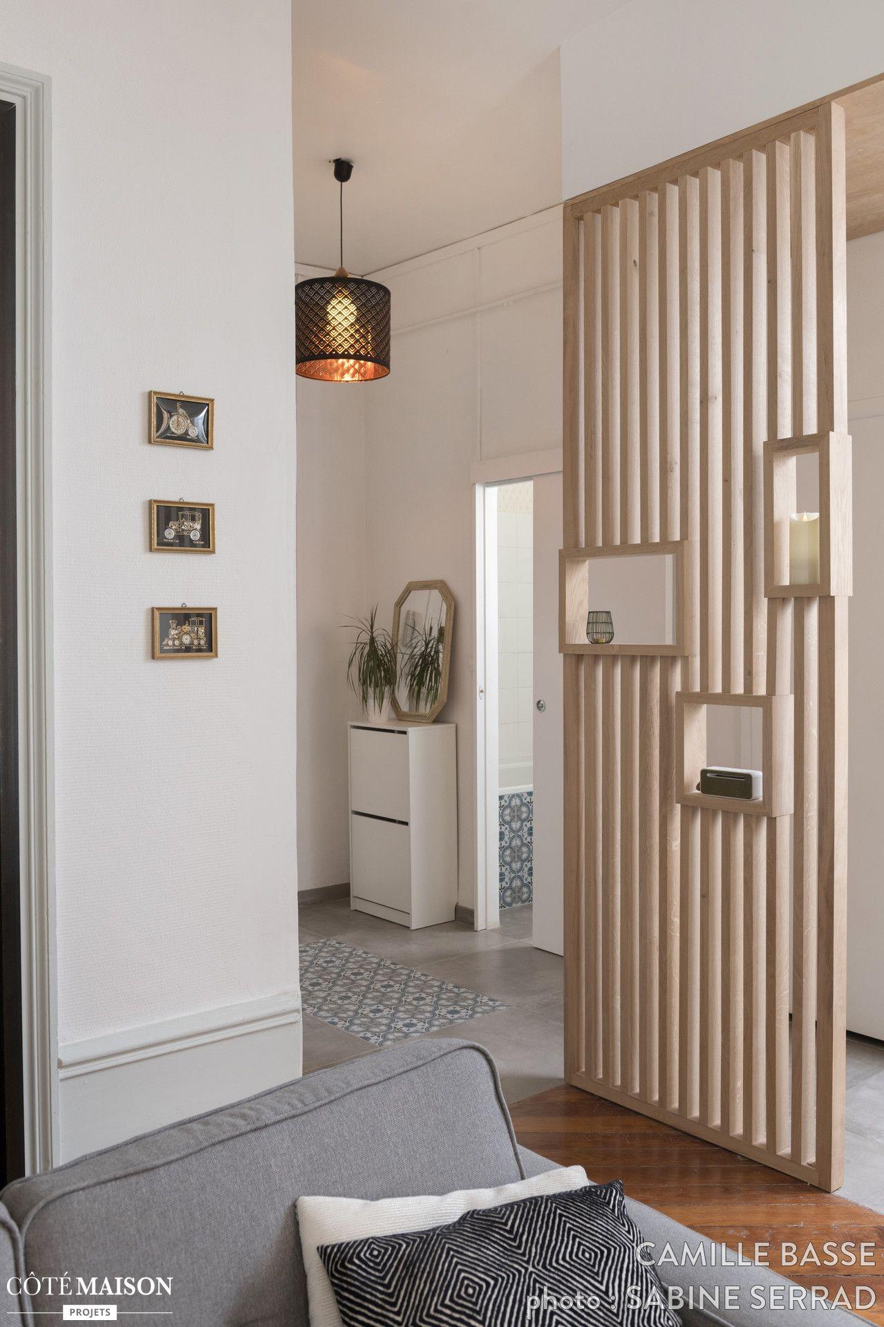 De Cloisonner Camille Basse Cote Maison Avec Images Deco