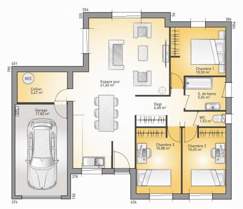 Plan maison provence notre galerie de maisons enduits for Ada salon de provence