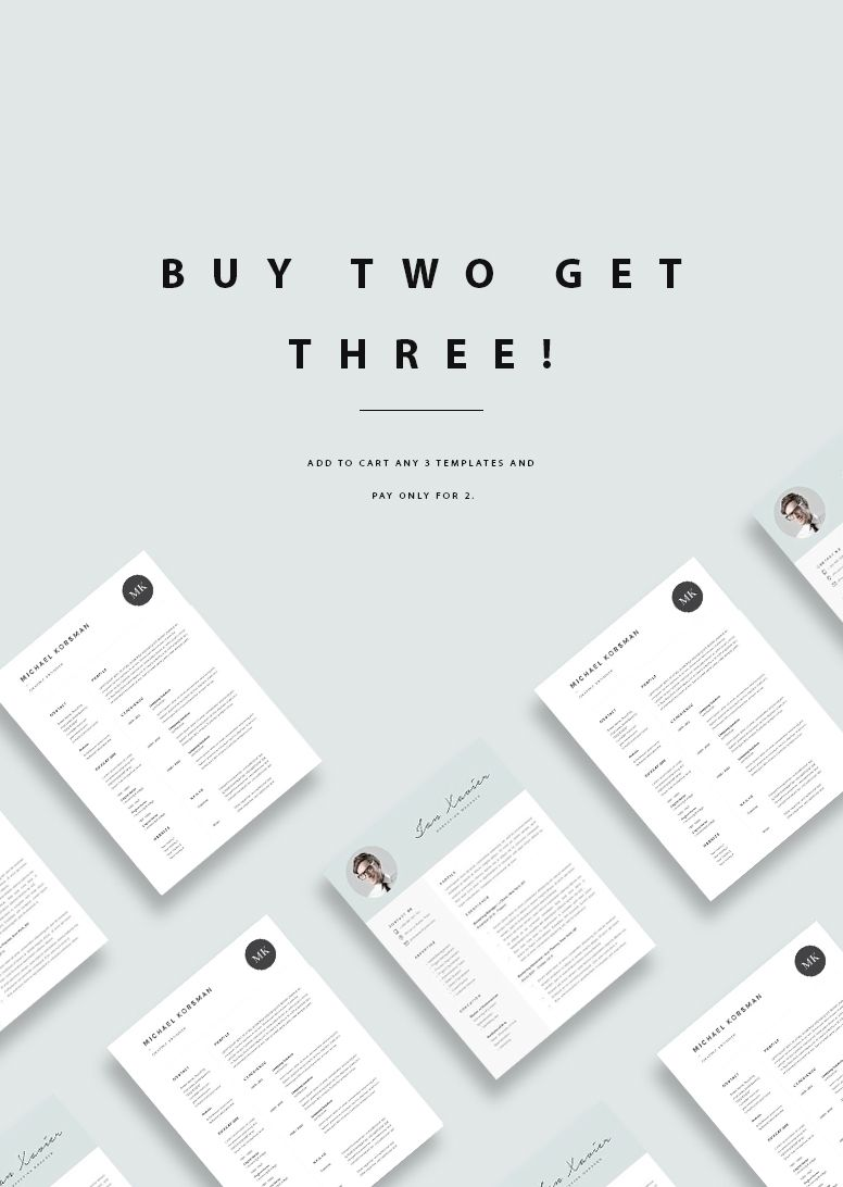 Resume Templates In Word 2018 Resumeway Templates 2018  Buy Two Get Three  Time Limited Offer .