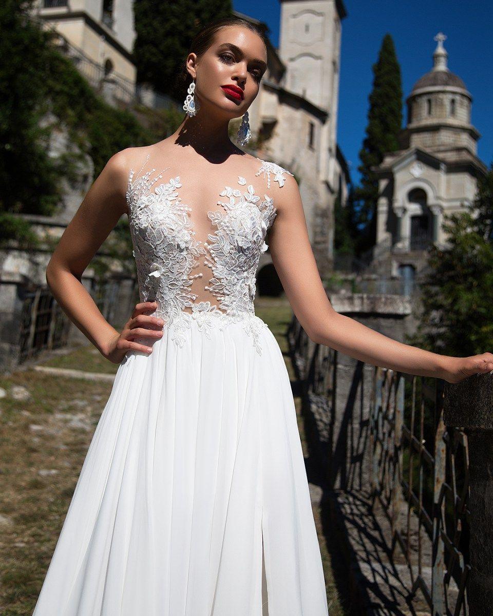 Milla nova liana white desire Ślub pinterest wedding