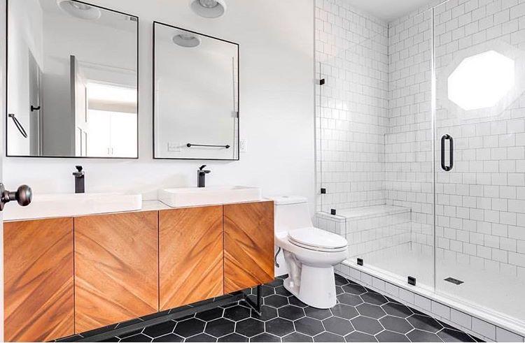 Cb2 Suspend Console As A Vanity Vanity Bathroom Bathroom Vanity