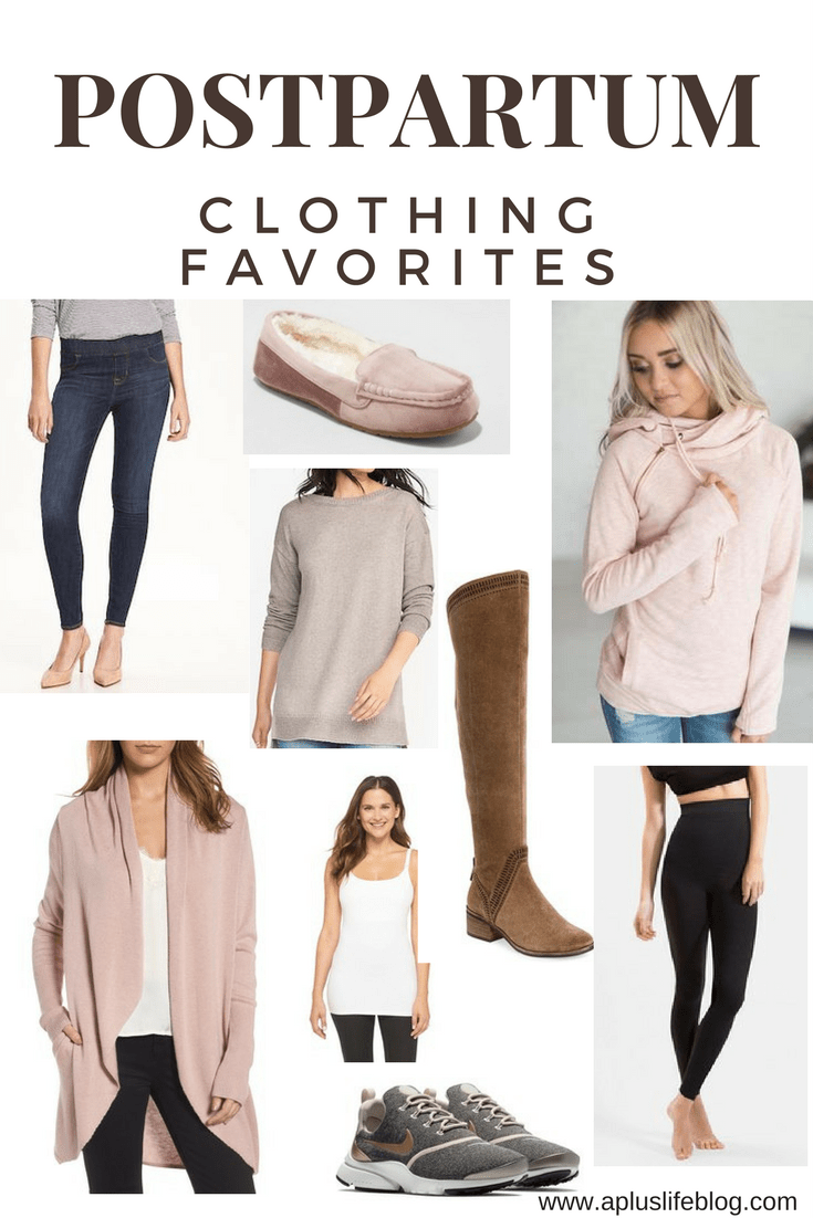 f4759819185d9 Postpartum Clothing Favorites, Postpartum, Postpartum Clothes, Mom Style,  Mom Clothes, #momstyle #postpartum #momjeans
