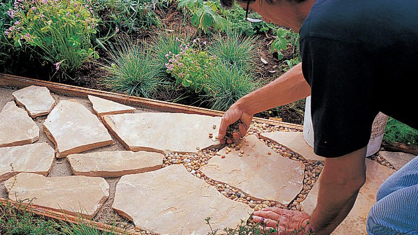 Easy DIY Pathway Ideas - House One