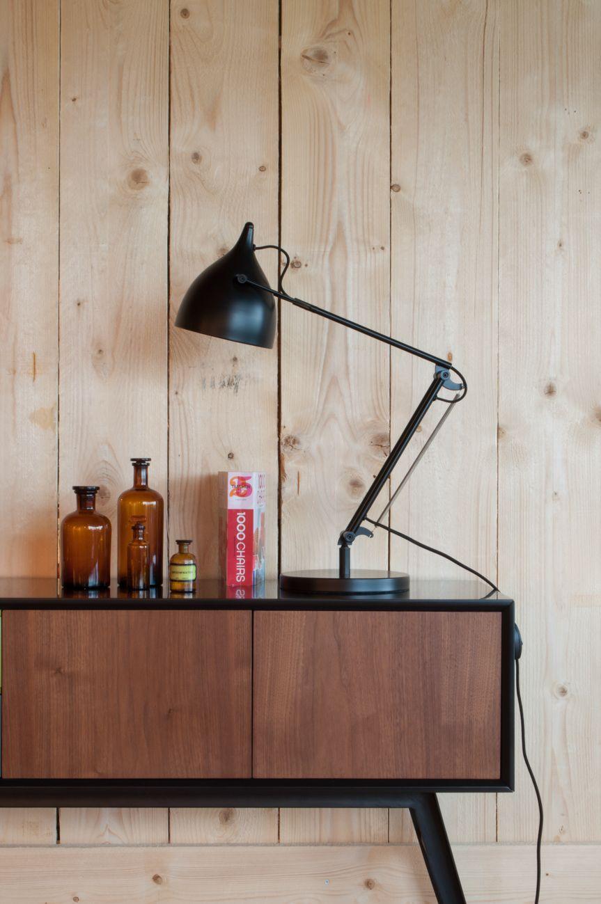Reader Desk Lamp Lampe De Bureau Lampes Noires Bureau Metal