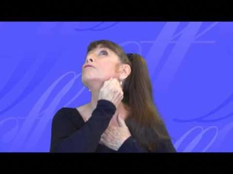 the brush  facial exercisescarolyn's facial fitness