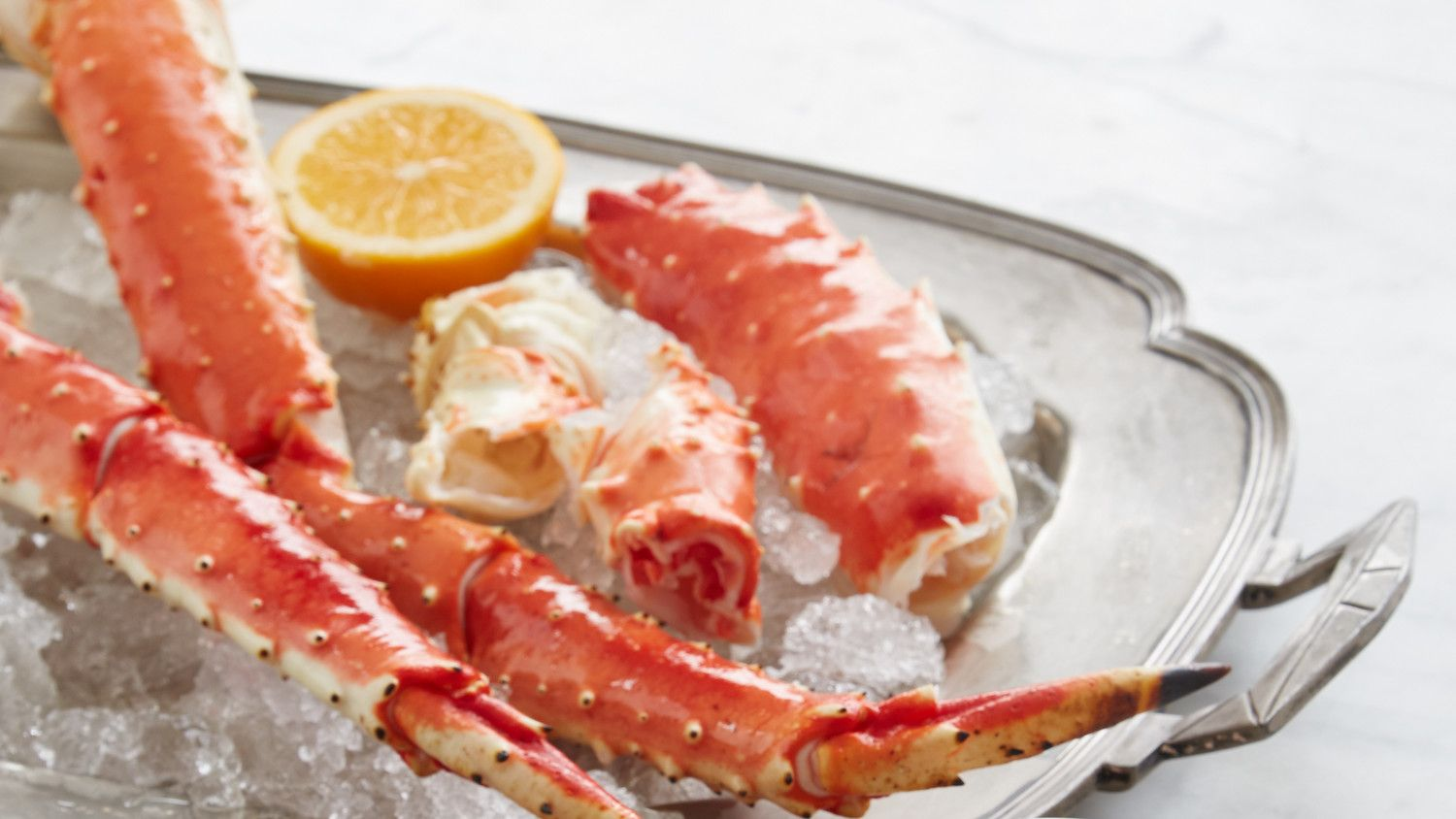 how long to steam frozen king crab legs