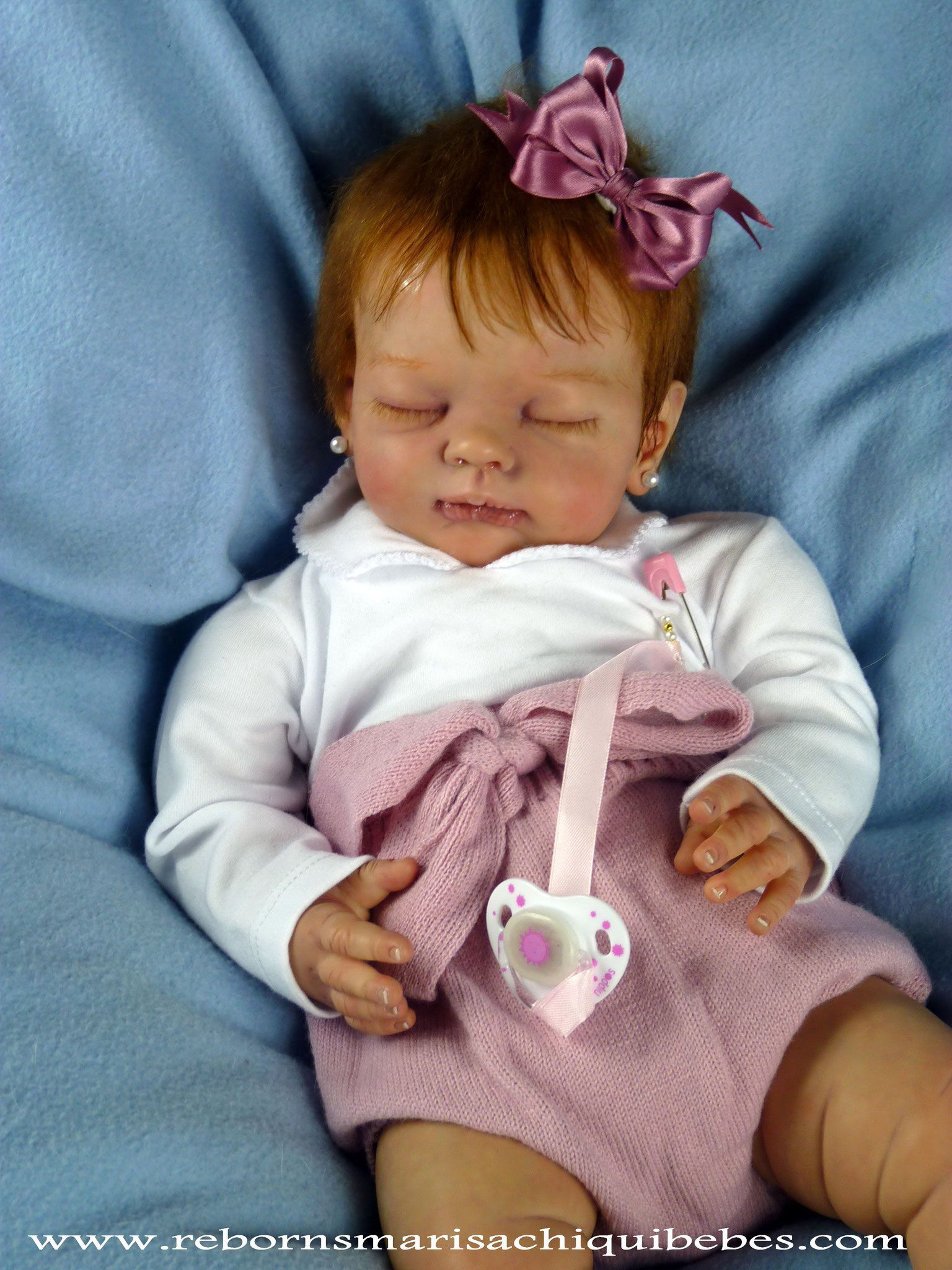 5b5e8f58b420 Muñecos Bebé Reborn - Bebes reborns de marisachiquibebes Reborn Baby Dolls,  Golden Retrievers, Bears