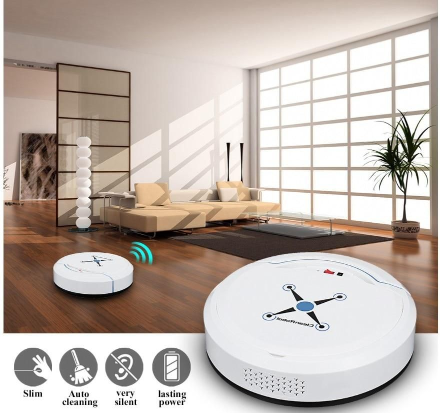 Sweeping Robot Automatic Home Cleaning Machine Robot Vacuum