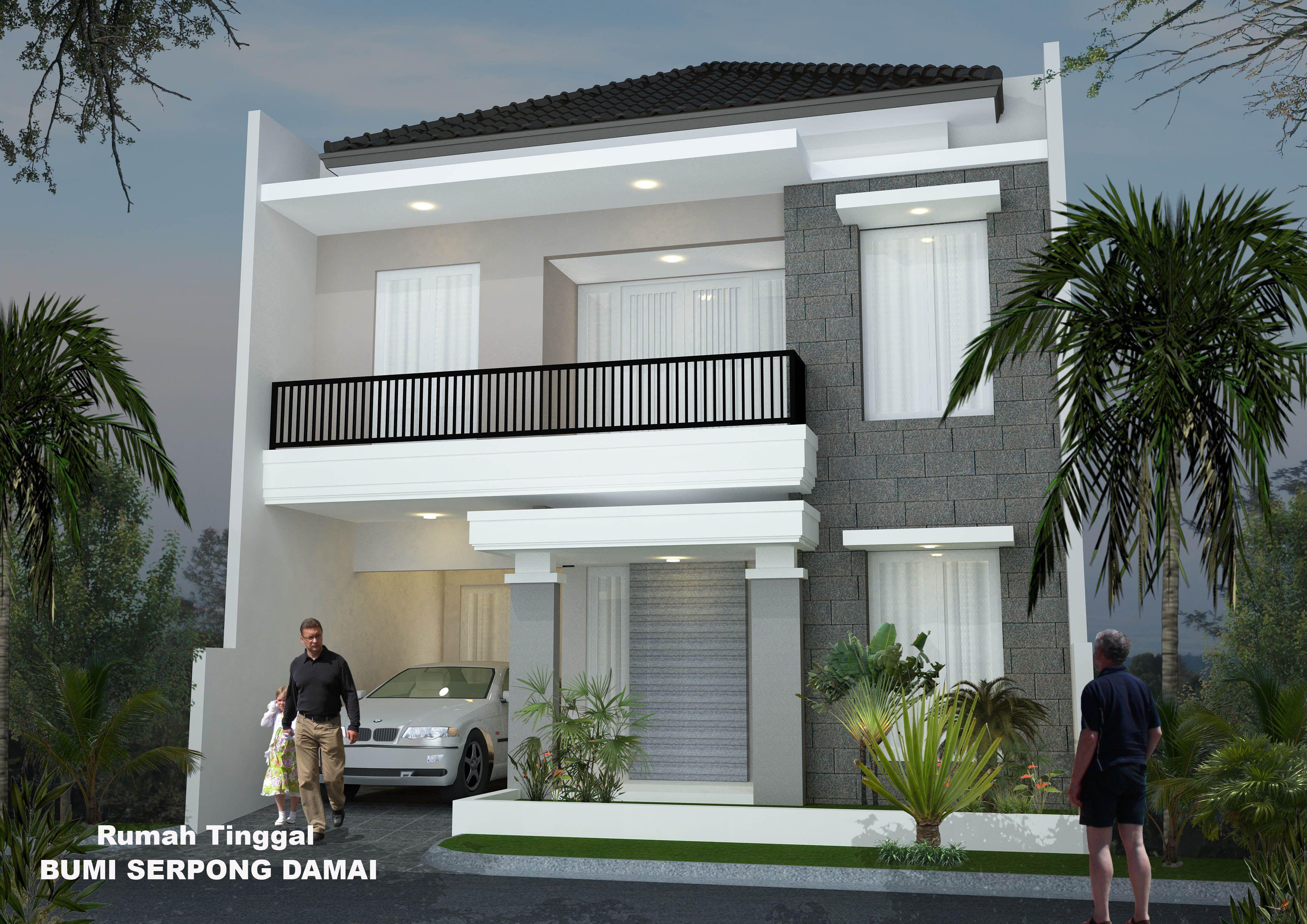 Foto Model Denah Desain Rumah Ruko Minimalis 1 2 Lantai Rumah Minimalis Desain Rumah Rumah