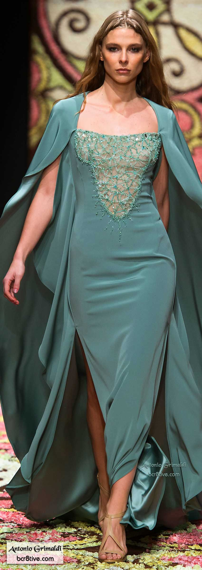 Antonio Grimaldi Spring 2015 Haute Couture jαɢlαdy
