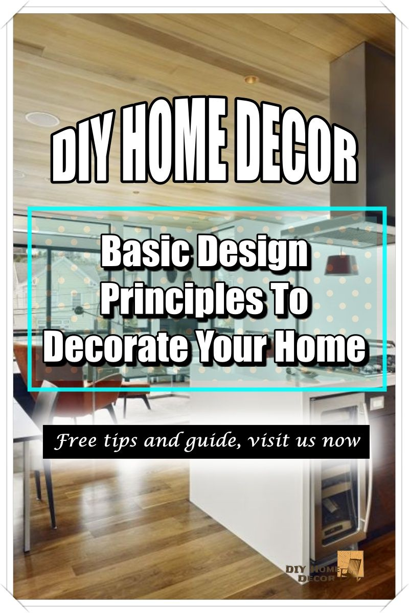Interior Design Tips That Can Help You Out | DIY Home Decor ...