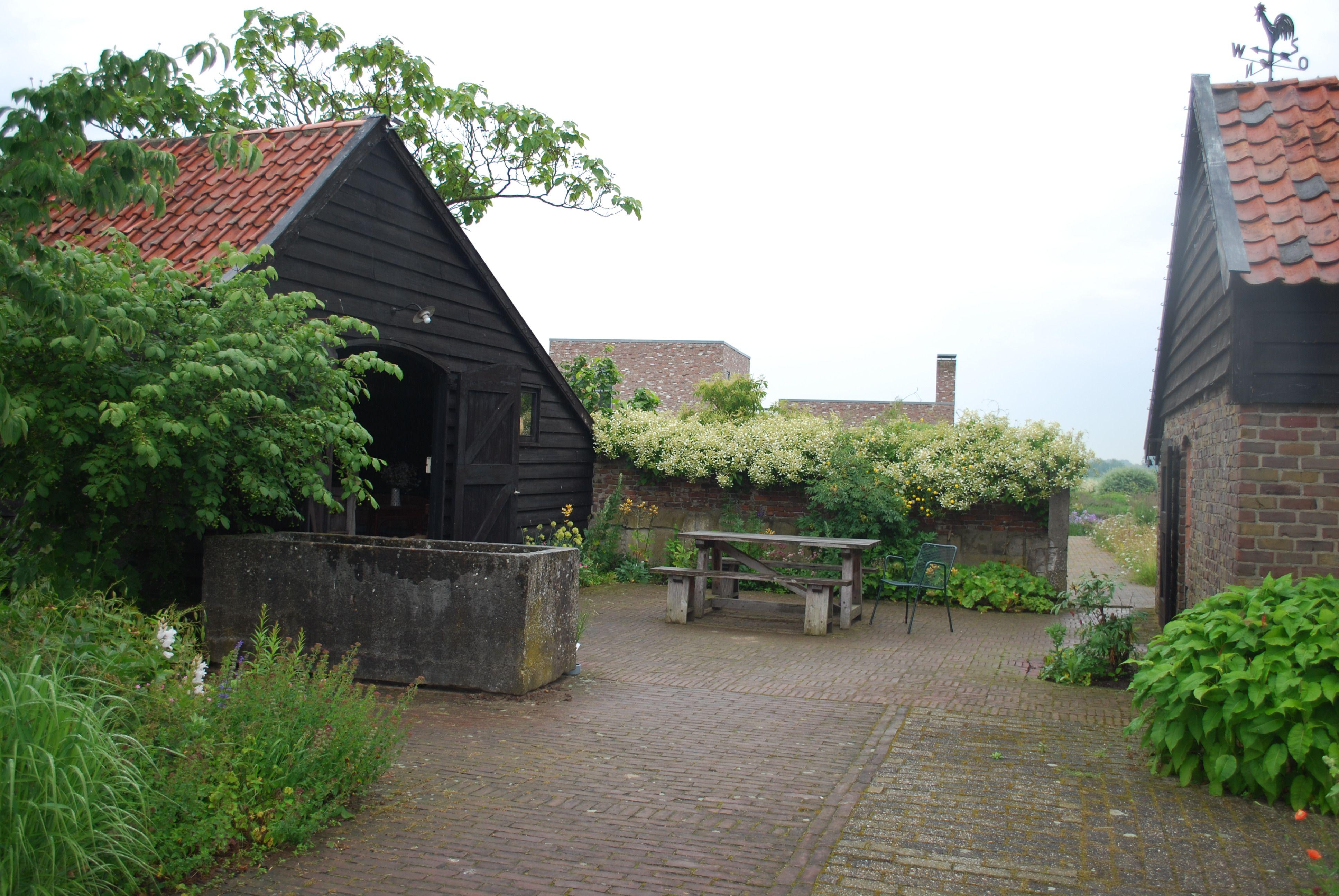 Piet oudolf paisajista holand s su jard n privado en for Jardines paisajistas