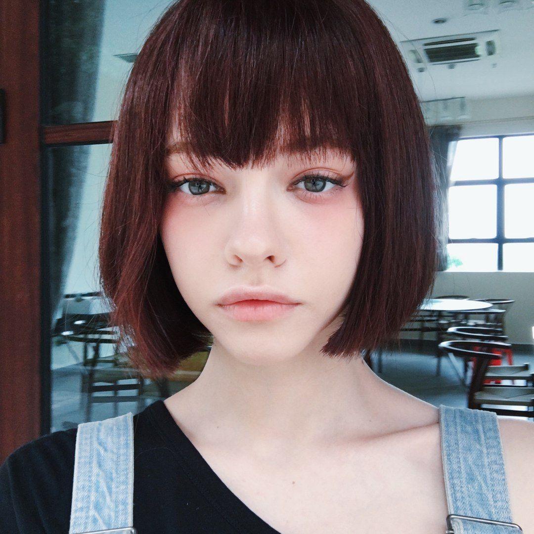 Kira rausch hair pinterest face girls and short hair