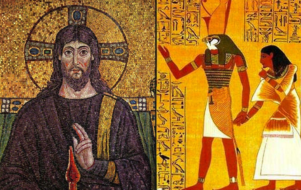 Heru Horus The Story Of Heru