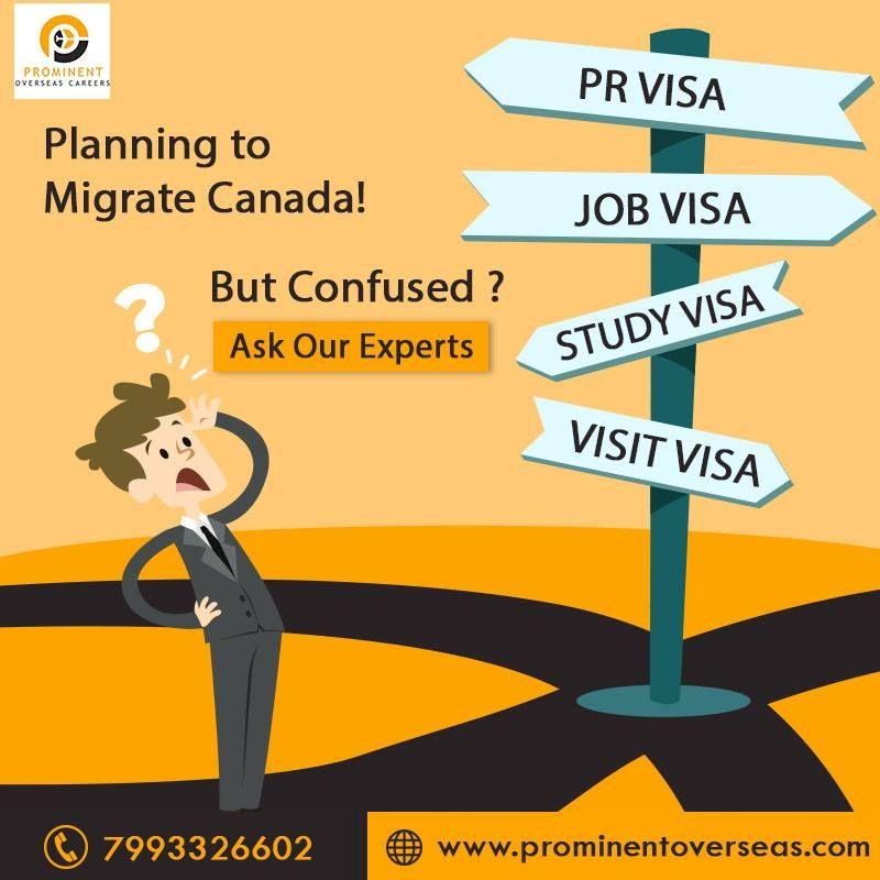 Prominent overseas is top visa consultancy in India, best