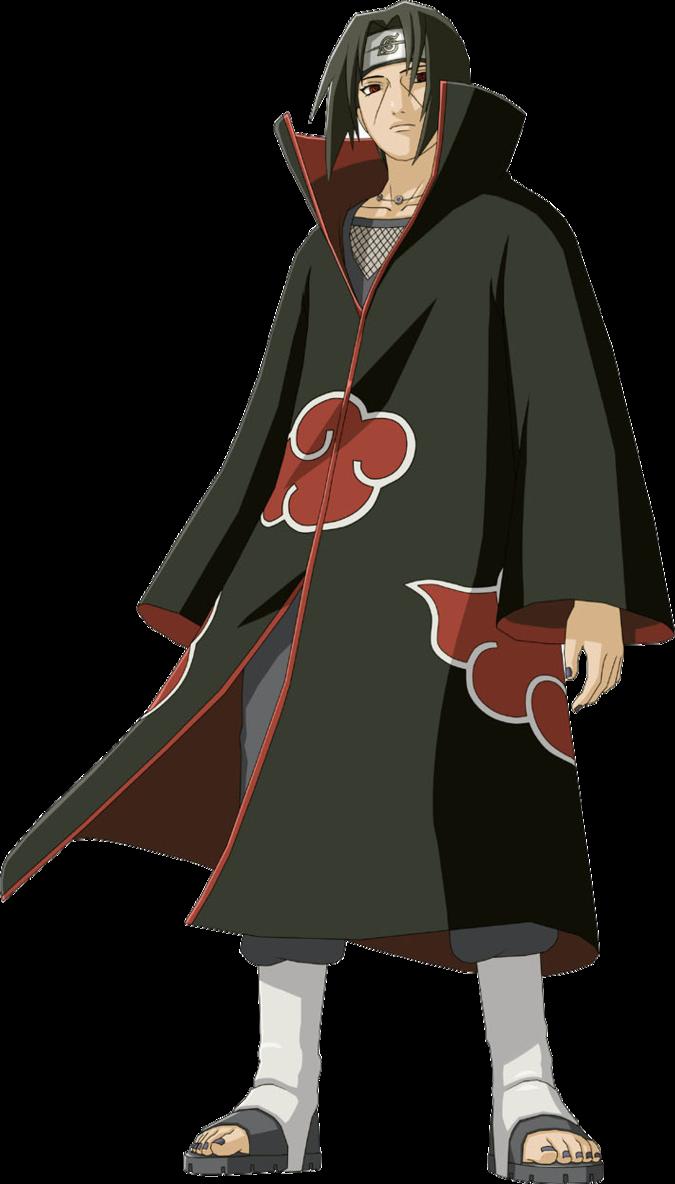 Itachi Uchiha Render by xUzumaki on deviantART Random