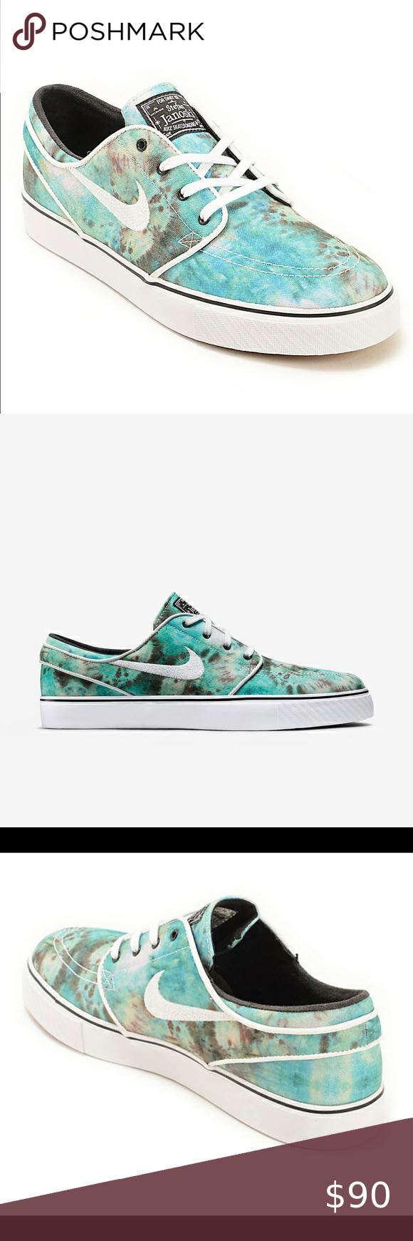 Nike SB Stefan Janoski PR QS Tie Dye Skateboarding Shoes