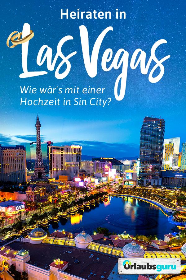 Heiraten In Las Vegas GГјltig In Deutschland