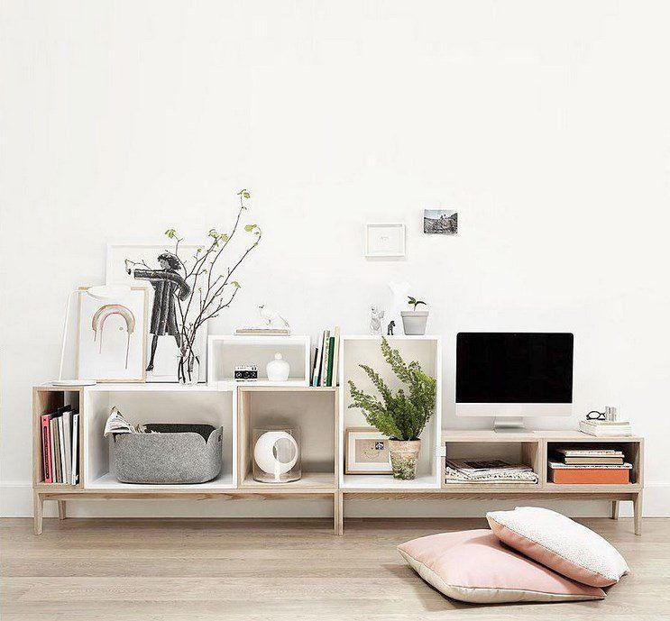 Meuble tv scandinave u2013 un mélange de la simplicité et de lu0027élégance