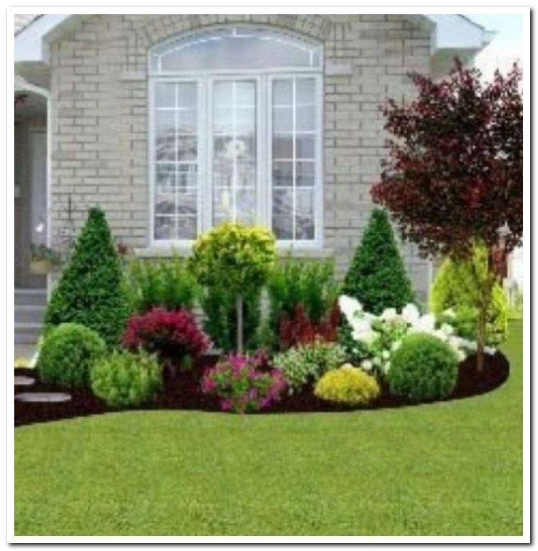32 Easy And Low Maintenance Front Yard Landscaping Ideas