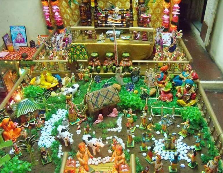 Decoration Ideas For Krishna Janmashtami Kanha Janmashtami