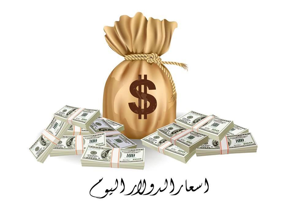 تعرف على سعر الدولار في البنوك المصرية والسوق السوداء الإثنين 12 2 2018 Place Card Holders Card Holder Education