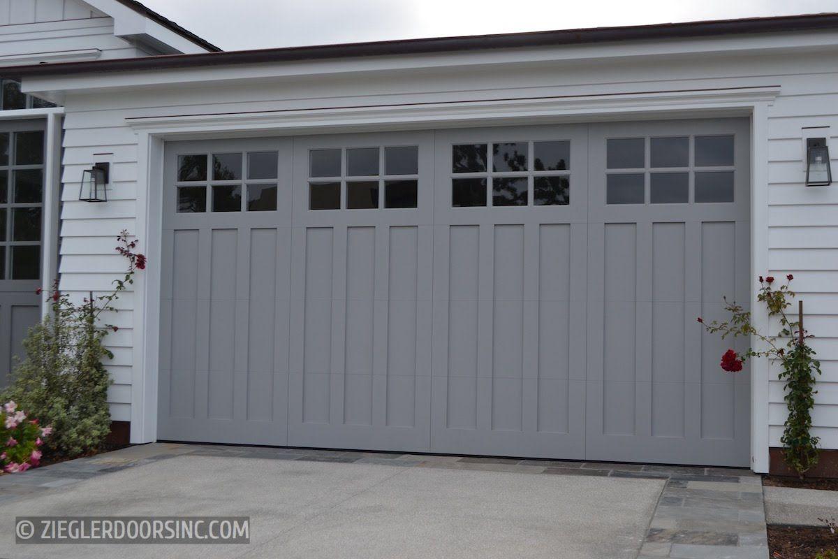 Traditional Composite Garage Doors By Ziegler Doors Inc Composite Garage Doors Garage Door Styles Garage Door Design