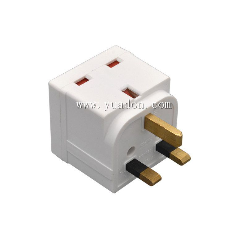 13A 250V Adapter Electrical UK Plug Socket Power Plug Adapter ...