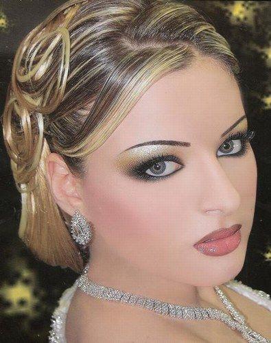 maquillage libanais oriental pour un mariage mariage photos et oriental. Black Bedroom Furniture Sets. Home Design Ideas
