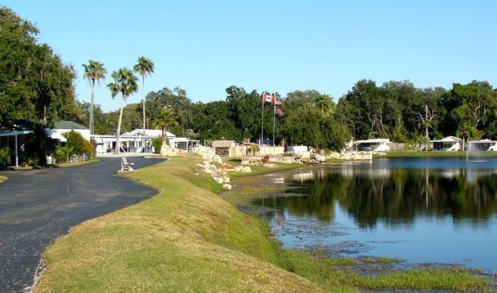 Orchid Lake Rv Resort Enjoy The Peace And Splendor Of Florida S Natural Beauty New Port Richey Florida Near Florida Campgrounds Gulf Coast Florida Resort