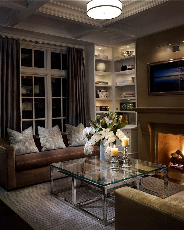 Living Room Design. This Is A Very Elegant, Classy Living